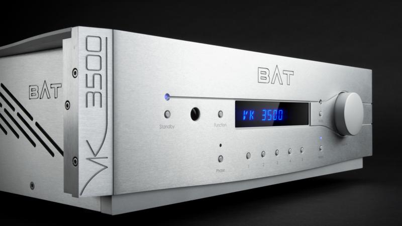 BAT VK-3500 amplifier