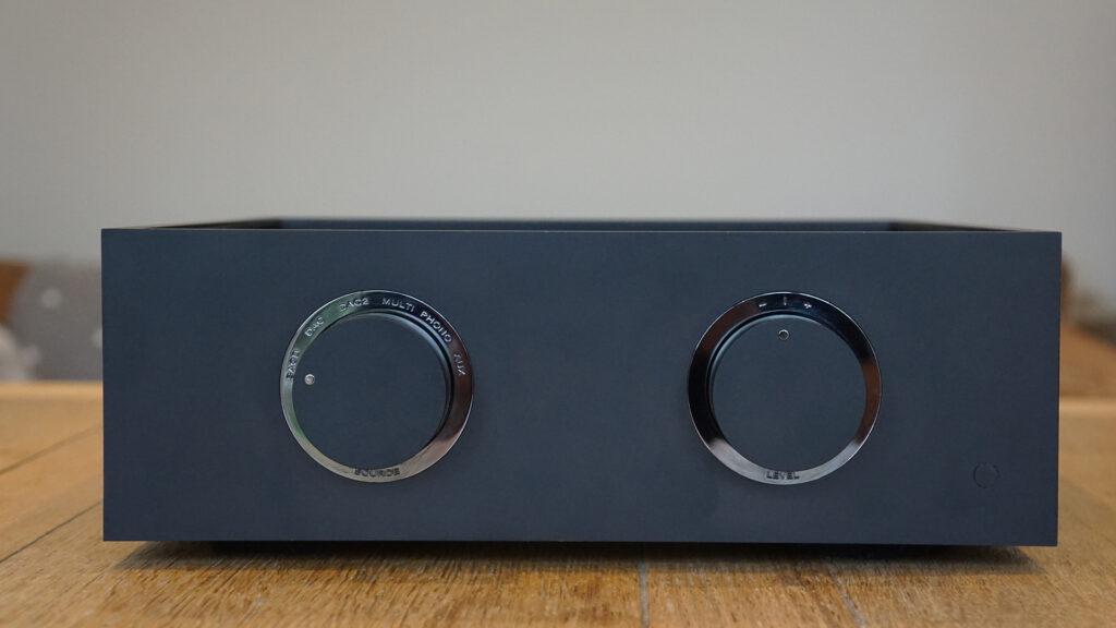 Bespoke Audio front panel