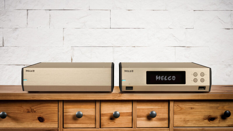 Melco EX series with 4.20 firmware